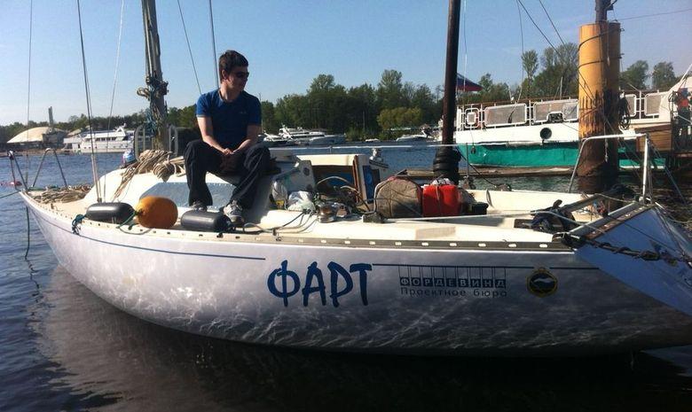 Проектное бюро Фордевинд стало спонсором гоночного экипажа яхты Фарт