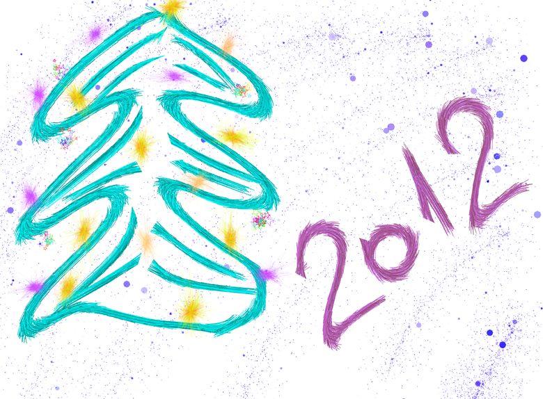 Проектное бюро Фордевинд поздравляет Вас С Новым Годом и Рождеством!